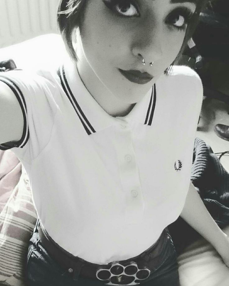 Fred Perry Girls 1049