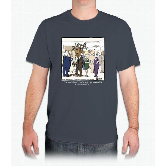 Tree Surgeon - Mens T-Shirt