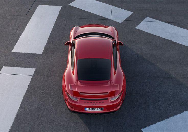 Future Porsche 911 GT3 : moins de kilos et une boîte manuelle