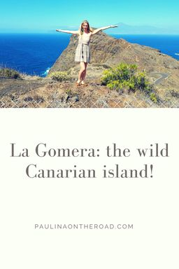 Discover a wild island next to Tenerife (Spain, Canary Islands): La Gomera. An unknown gem with gorgeous landscapes and amazing food