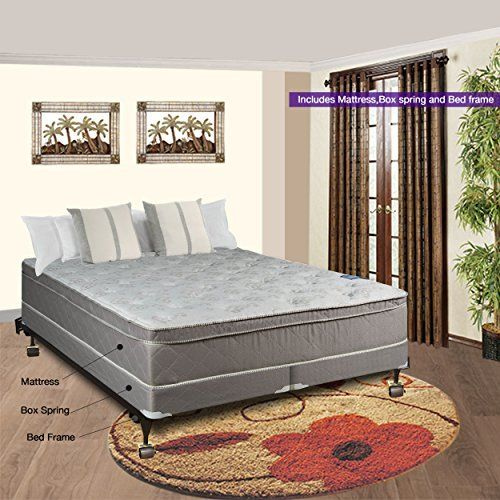 Spinal Solutions a proud manufacturer of the finest quality Mattresses & Box Springs, with the highest standards in durability, Quality, Comfort, & Beauty. All of our products are made in the USA To ensure that you get only the best! This item is part of our Luxury FOAM ENCASED... more details available at https://furniture.bestselleroutlets.com/bedroom-furniture/mattresses-box-springs/mattresses-box-spring-sets/product-review-for-spinal-solution-luxury-collection-ful
