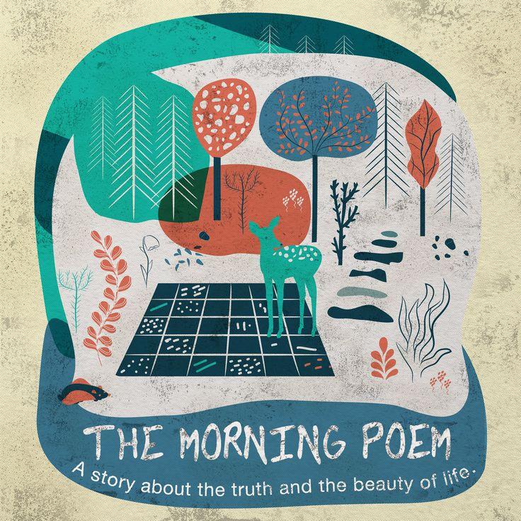 Illustration- My morning poem :)