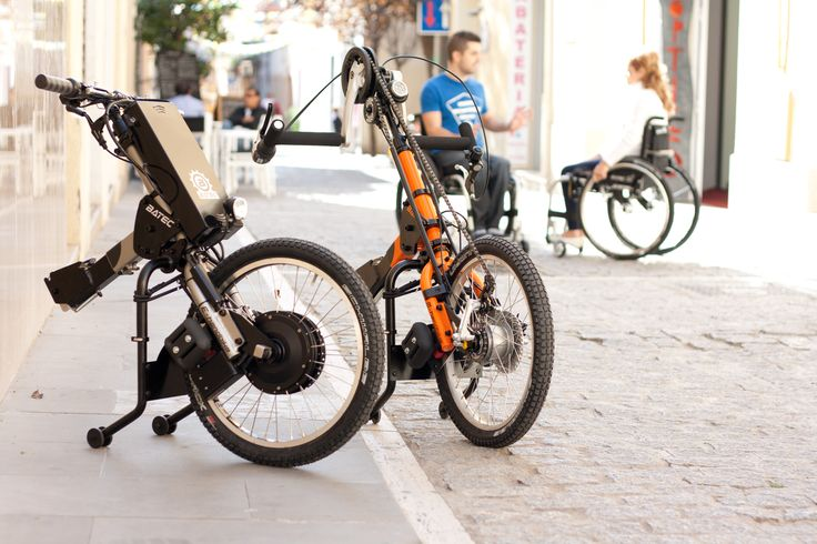 #BatecHandbikes The evolution of Batec handbikes / La evolución de los handbikes Batec