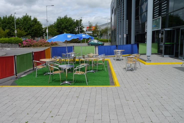 Some more Pictures of our Outdoor area.
