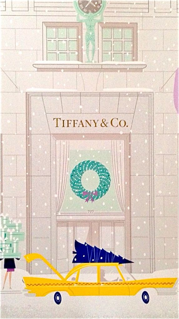 Tiffany & Co Christmas ★ Find more Seasonal wallpapers for your #iPhone + #Android @prettywallpaper
