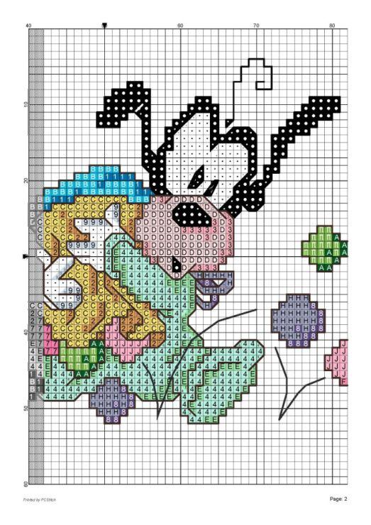 Baby Pluto & Goofy 2 of 3