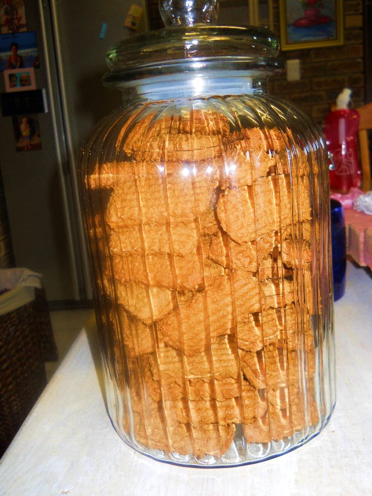 meuletjie koekies - koffie koekies
