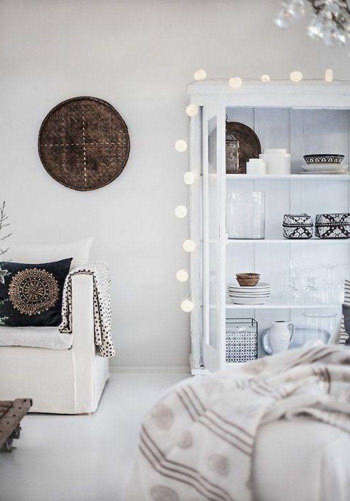 Ber ideen zu schlafzimmer lichterkette auf for Wohnungsdekoration ideen