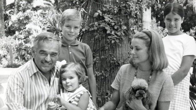 Famille Grimaldi, Principauté de Monaco.