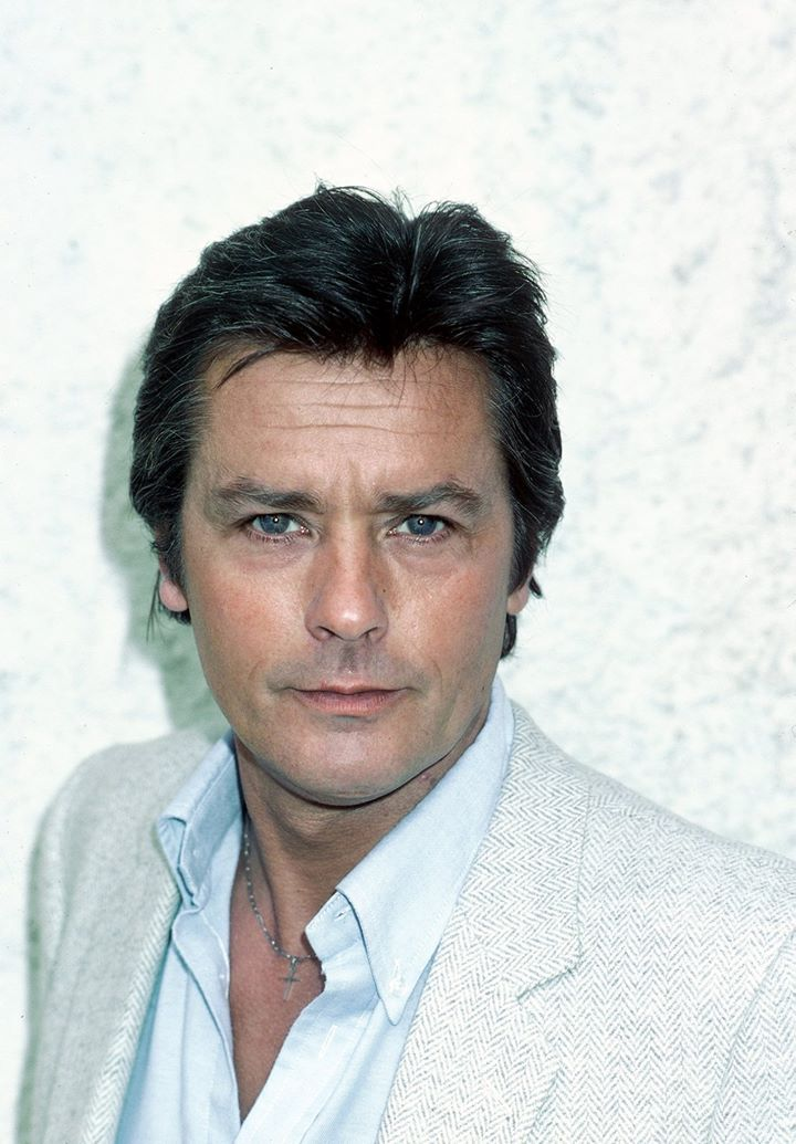 17 Best images about ALAIN DELON A COLOR on Pinterest ...