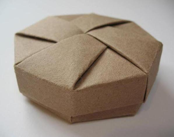 origami box packaging