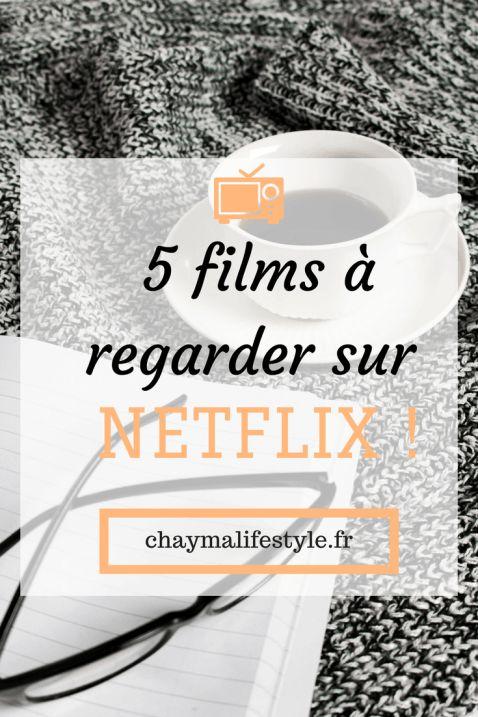Tu ne sais pas quoi regarder ce soir ? Voici 5 films Netflix que tu dois regarder toute urgence !