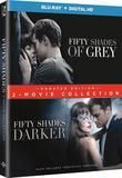 Fifty Shades: 2-Movie Collection [Blu-ray/DVD] [2 Discs]