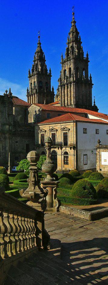 Santiago de Compostela - Galicia, Spain