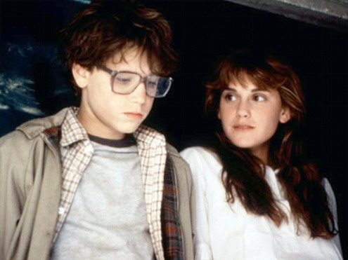 Corey Haim in Lucas, an adorable movie from the 80s