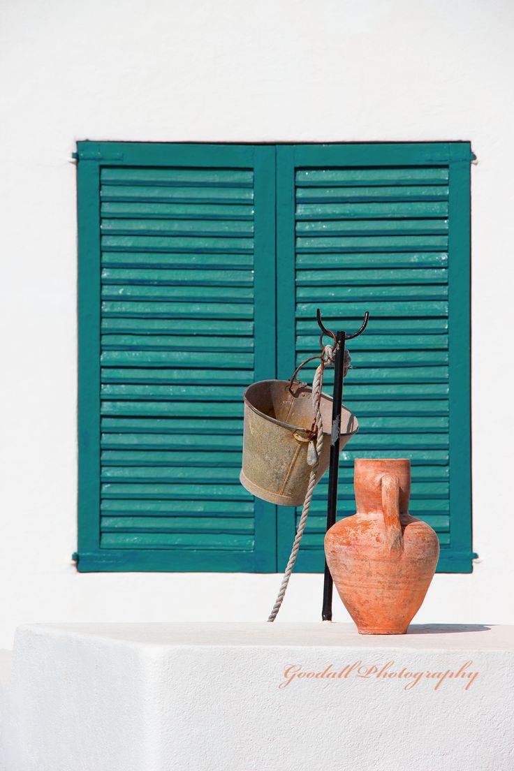 Midday / Ibiza, Spain / October 2016 https://www.facebook.com/goodallphoto #ibiza, #spain, #island, #mediterranean, #architecture, #shutters, #wooden shutters, #jalousie, #louvers, #blind, #shutter, #louvres, #venetian blinds, #wooden jalousie, #wooden louvers, #wooden blind, #wooden shutter, #wooden venetian blinds, #blinds, #wooden blinds, #jug, #jugful, #pitcher, #ewer, #jar, #bucket, #pail, #bucketful, #backyard, #white house, #minimalism, #country, #pastoral, #lifestyle