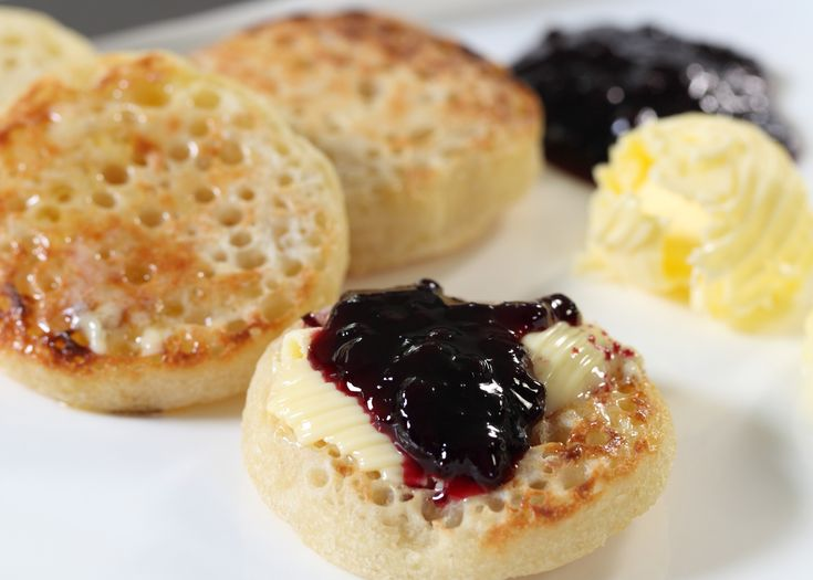 homemade crumpets | #recipe #foodwise