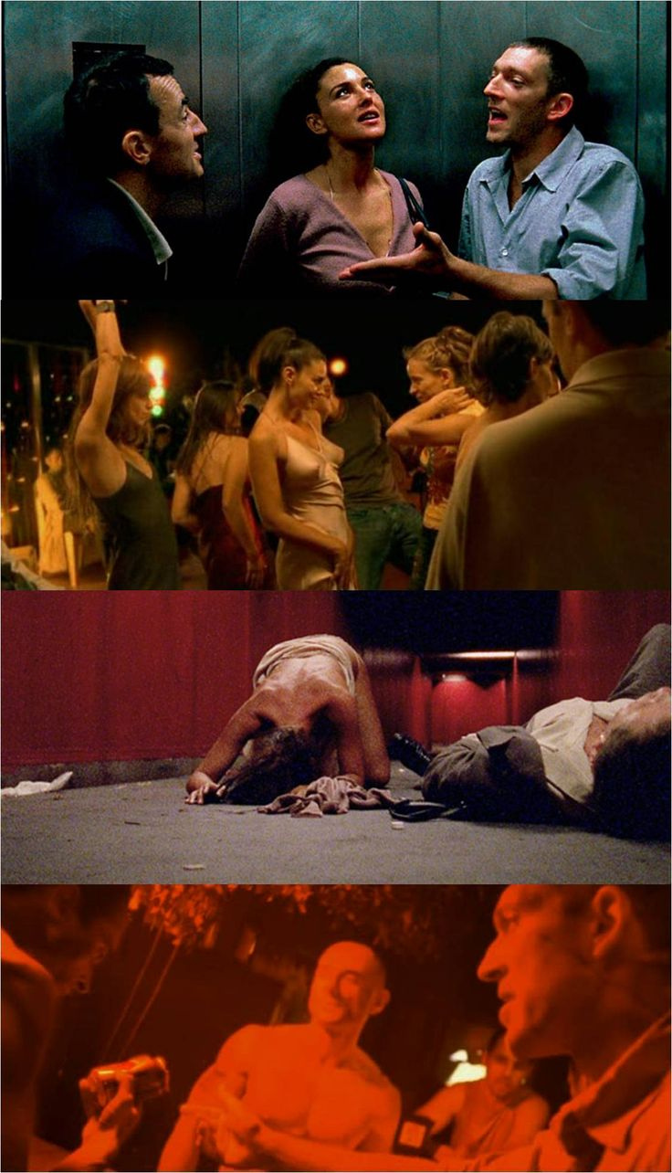 "Gaspar Noe's ""Irreversible"" - in the chronological order of things"