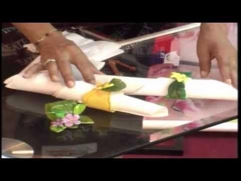 Cómo hacer servilleteros DIY   facilisimo.com - YouTube
