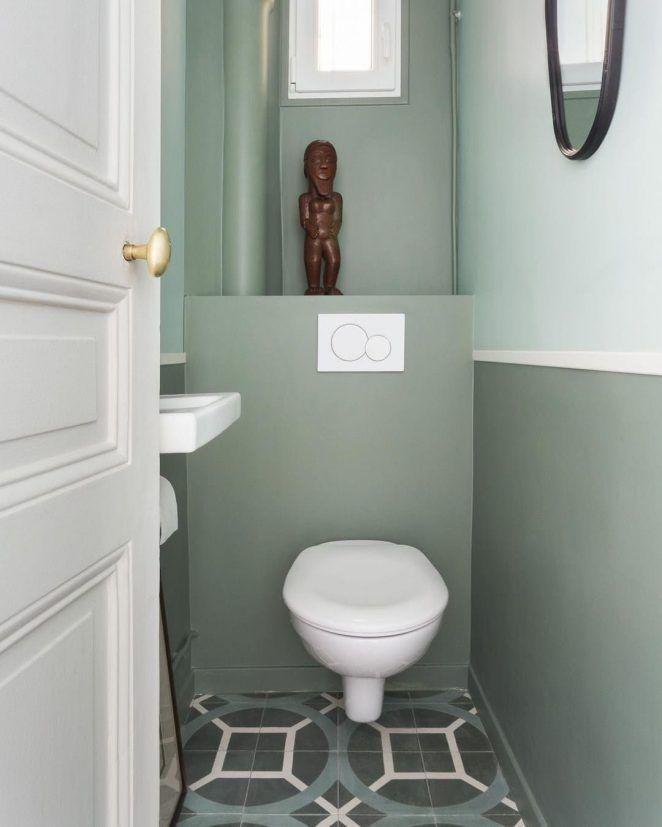 Decoration Des Toilettes Wc 101 Astuces Pour Les Reveiller Decoration Toilettes Idee Deco Toilettes Deco Toilettes