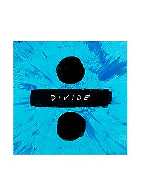 His third studio album! // Ed Sheeran- Divide - Vinyl LP