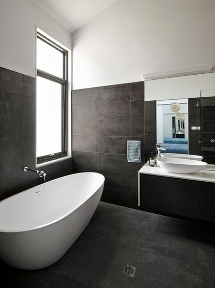 Im Neuen Jahr Werden Wir Mehr Einfachheit, Klare Linien Und Einen  Minimalistisch Modernen Look Sehen. Und Badezimmer Fliesen 2015 Werden  Natürlich Eine