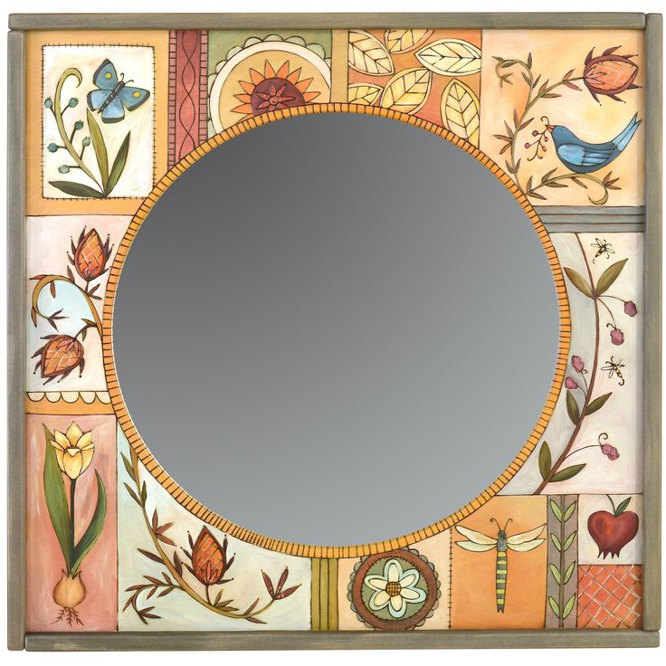 152 best Mirrors images on Pinterest | Designer mirrors, Sticks ...
