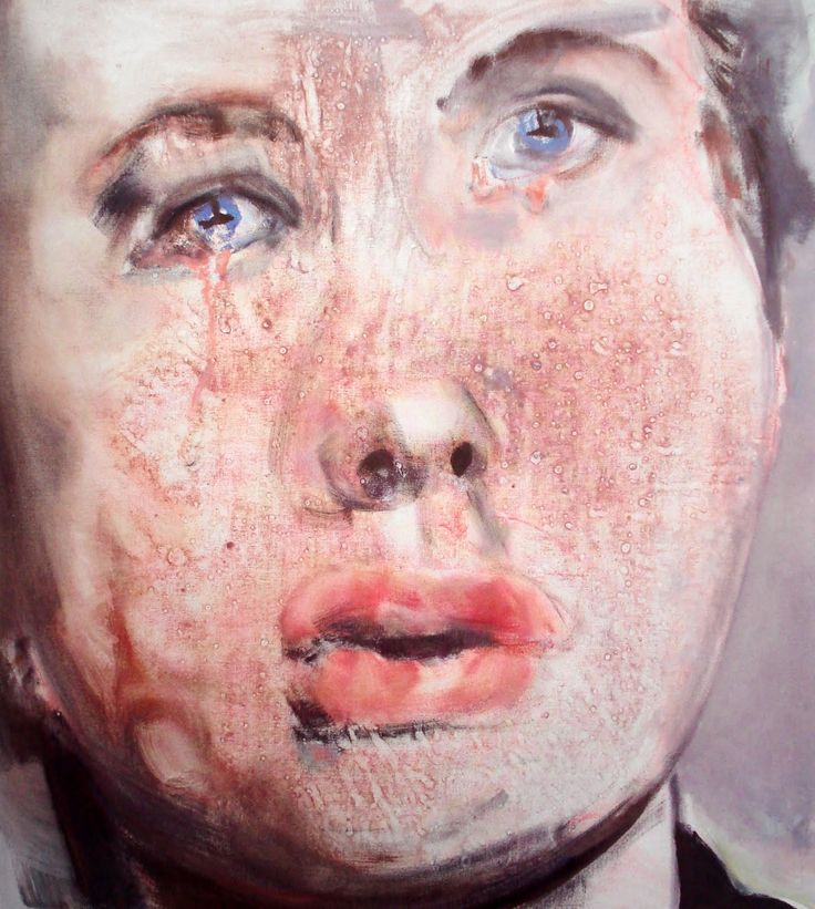 Marlene Dumas - For Whom the Bell Tolls, 2008                                                                                                                                                                                 More