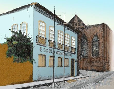 blog do professor João Baptista, formado em pintura pela antiga ENBA (hoje EBA/UFRJ) e foi professor de Desenho Básico e Decoração do Senac/RJ