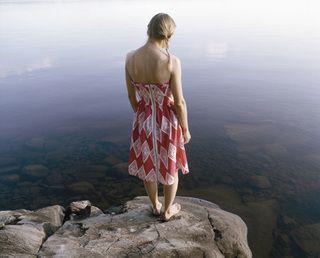 Paola Suhonen/Ivana Helsinki. Collection 2008. Photo Elina Brotherus