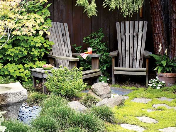45 best images about backyard corner ideas on pinterest for Backyard corner ideas
