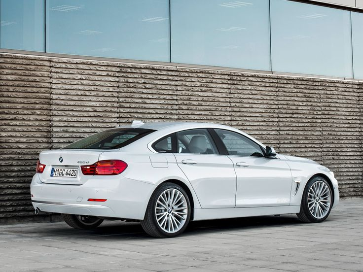 F36 BMW 420d Gran Coupe