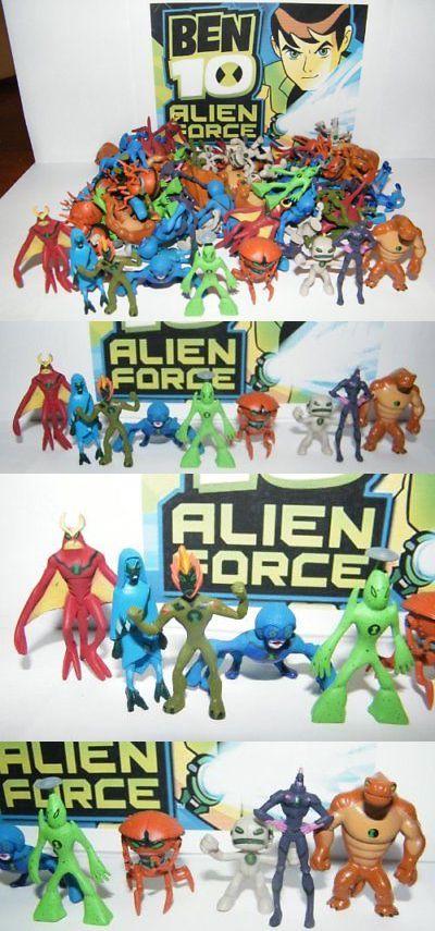 Ben 10 152906: Ben 10 Alien Force Mega Set Playset Of 50 Alien Toy Figures Party Favors With -> BUY IT NOW ONLY: $34.13 on eBay!