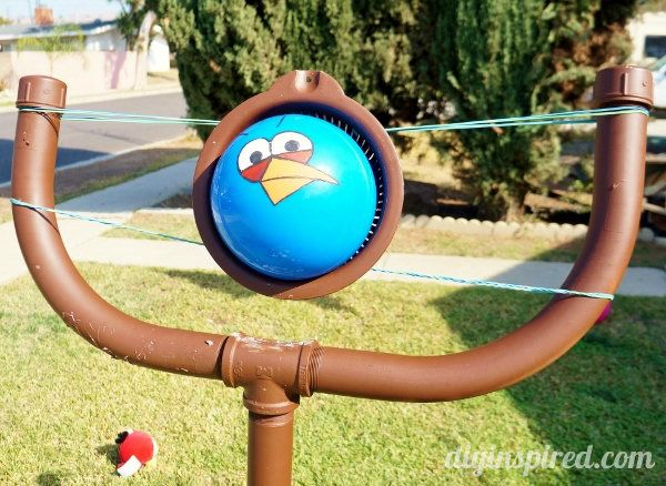 A Guide to the ULTIMATE DIY Angry Birds Party