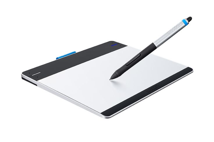 6. Artsy son - Intuos Pen and Touch Graphics Tablet $99 #ShopAtHome #Walmart #12DaysOfPinning