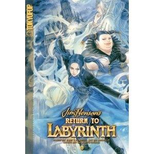 Return to the Labyrinth V. 3