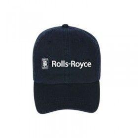 Rolls-Royce Brushed Twill Navy Cap