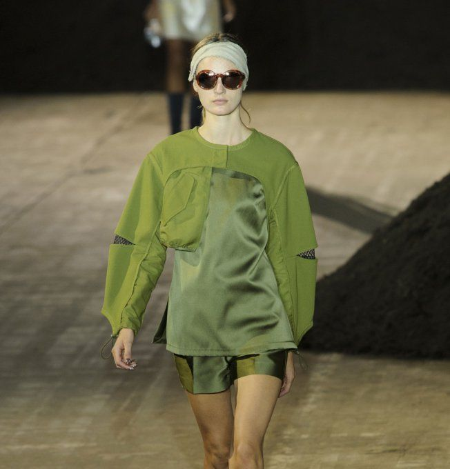 Le vert Phillip Lim