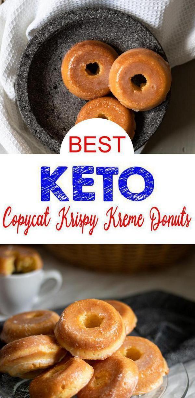 Keto-Donuts