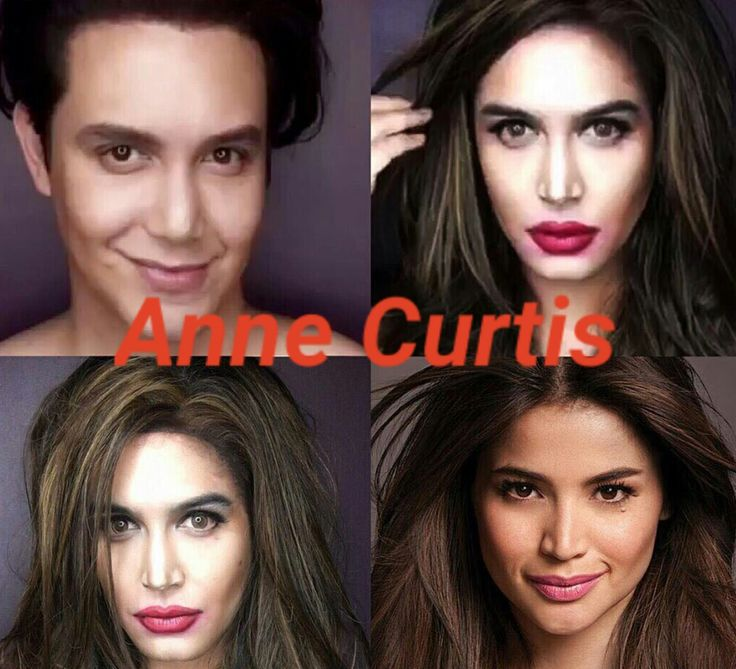 Makeup transformation paolo ballesteros anne curtis