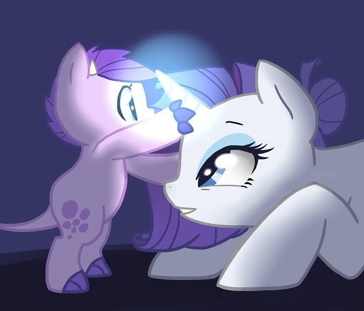 Spike and rairtys daughter