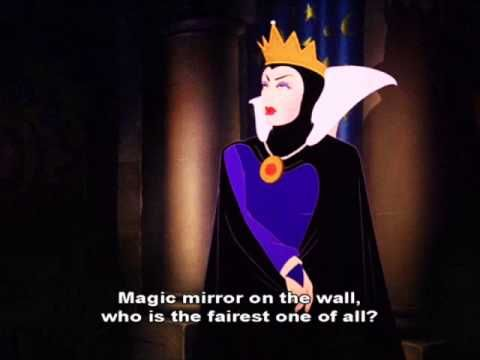 Snow White Glitch - Mandela Effect