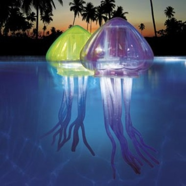 jellyfish pool light - $16.00 I'll need these for my pool