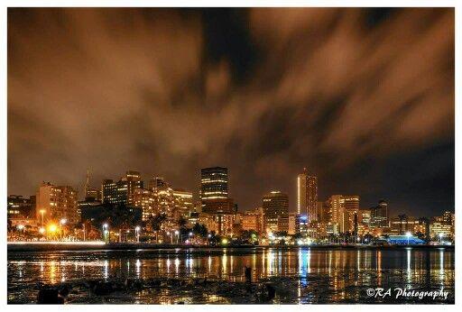 Dbn skyline (shot from Wilson wharf)