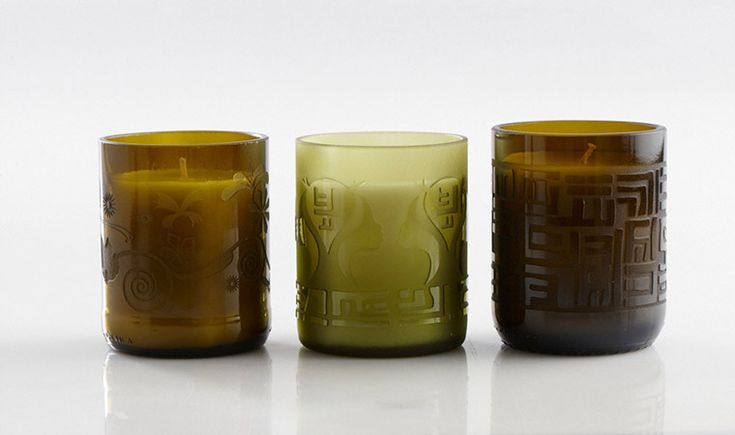 """bavu is a range of upcycled and handcrafted glass products from Cape Town. The name derives from the Zulu word Bavuselele - meaning to """"recycle""""."""
