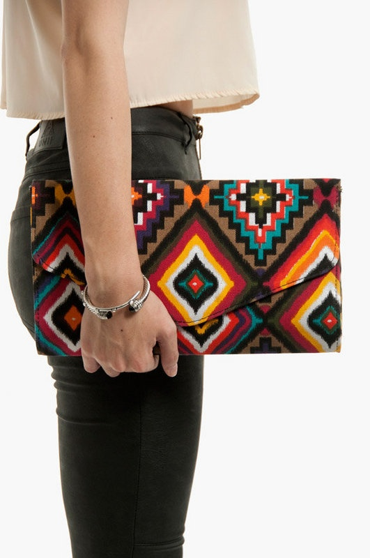 Tribal Clutch.: Style, Dress, Extra, Clutches, Portfolios, Closet, Place, Accessories, Basic Style