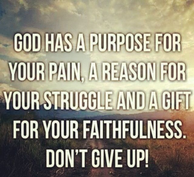 Bible Quotes About Not Giving Up Brilliant Top 7 Bible Verses About