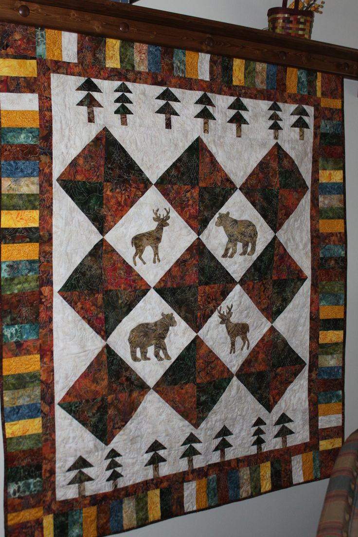 Man Cave Quilt Pattern : Pin by sally viola on masculine quilts pinterest