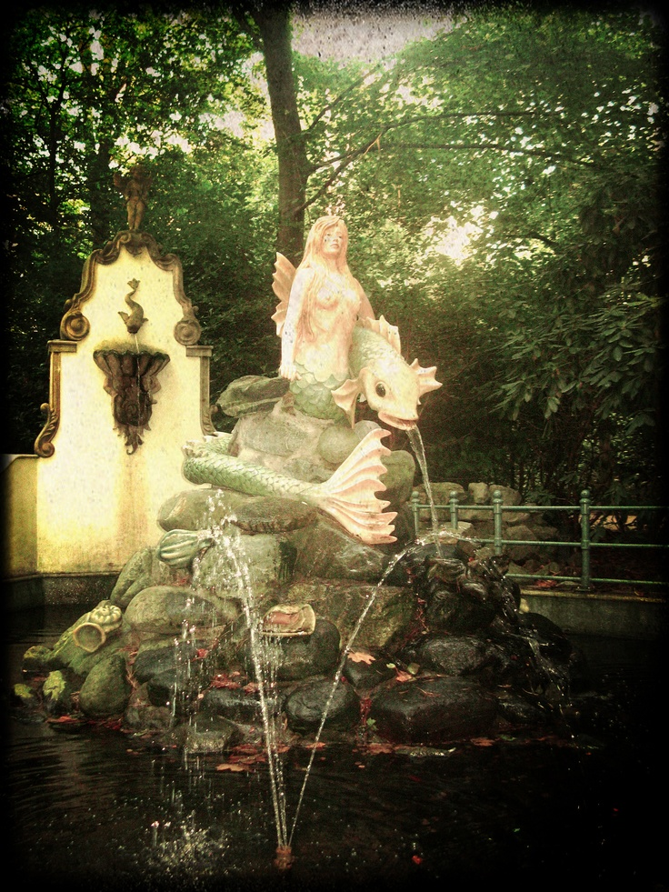 The little mermaid @ The Efteling