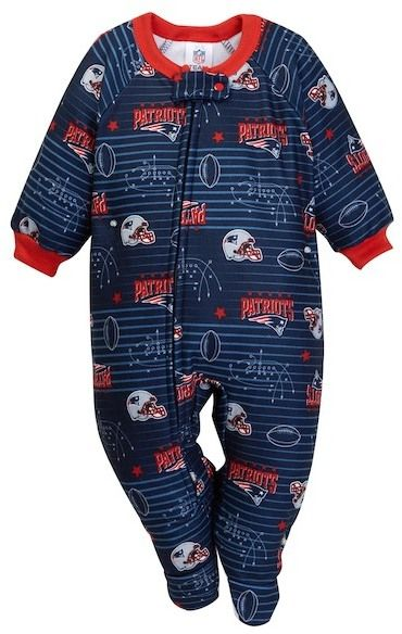 NFL Team Blanket Sleeper (Baby Boys 6-18M)